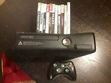 Consolle Xbox 360 da 250 GB + 11 giochi, originale + 1 controller (no fifa 19)
