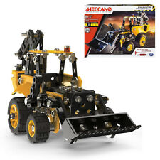 Meccano Excavator Kids Educational Toy Building Set