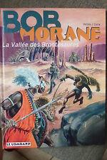 BD bob morane n°32 la vallée des brontosaures EO 1997 TBE vernes coria