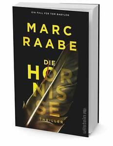 BUCH Marc Raabe - Die Hornisse - Ullstein - wie neu