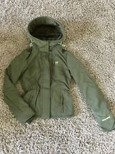 Abercrombie & Fitch All Season Womens Weather Warrior Jacket -XS