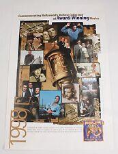 Warner Bros 75th Anniversary 1998 Original Vintage Movie Poster