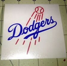 LA Dodgers Decal For Your Yeti Rambler Tumbler Colster