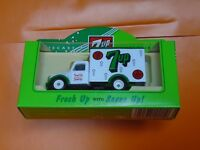 Lledo No 59016 - 7up - Diecast Model Of A White Bedford 30 cwt Truck/Lorry