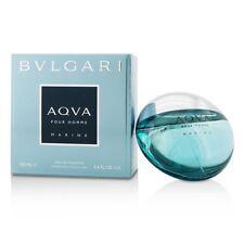 NEW Bvlgari Aqva Pour Homme Marine EDT Spray 3.3oz Mens Men's Perfume