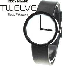 ISSEY MIYAKE SILAP002 Mens Watch TWELVE Designer Naoto Fukasawa From Japan EMS