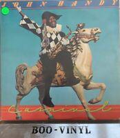 JOHN HANDY - LP - CARNIVAL - ABC RECORDS USA - AS-9324 Ex Con