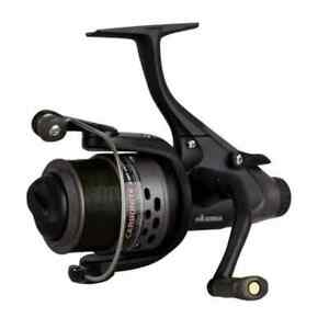 OKUMA CARBONITE CBF 140a Front Drag Baitfeeder Fishing Reel Carp Fishing