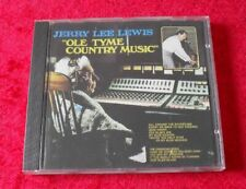 CD Jerry Lee Lewis - Ole Tyme Country Music TOP ZUSTAND!