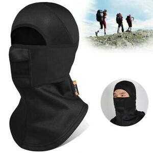 Cycling Headwear Windproof Dustproof Winter Face Fleece Headgear Durable