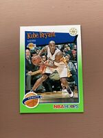 2019-20 Panini Hoops Basketball: Kobe Bryant Tribute Green AUS Exclusive