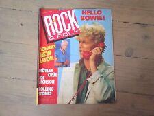 ROCK & FOLK N° 231 / JUIN 1986 / très bon état