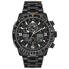 Citizen JY8075-51E Eco-Drive Promaster Men's Watch - Black