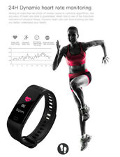 Bluetooth Smart Fitness Bracelet Wristband Blood Pressure Heart Rate Tracker Y5