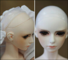 "BJD Head Silicone Wig Cap For Doll Dollfie Size 3""- 4""inch 1/12 size"