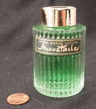 Vintage Marcel ROCHAS MOUSTACHE After Shave Lotion ART DECO Full Bottle 2 oz