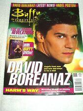 Buffy The Vampire Slayer UK Magazine Issue 34 June 2002
