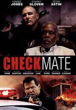CHECKMATE (DVD, 2015, WS) Vinnie Jones, Danny Glover, Sean Astin  LN