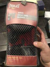Everlast Mma Level 1 Grappling Training Gloves L/Xl Heavy Bag Training Mitt Work