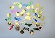 Part Table Scatters Confetti - Tropical Party & Sun Mix -  BUY 1 GET 1 FREE