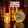 E27 LED Light Bulb Fireworks Decorative 3D Party Xmas Lamp Colourful Lights Type