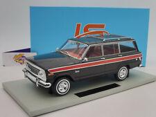 """LS Collectibles LS037E # Wagoneer Jeep-Grand Baujahr 1979 """" schwarz-rot """" 1:18"""