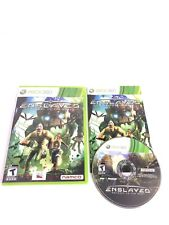 Enslaved: Odyssey to the West Microsoft Xbox 360 Complete Rare Very Good Cond VG