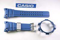 CASIO GWN-1000-2A G-Shock GulfMaster Blue BAND & BEZEL Combo GWN-1000