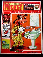 Le journal de Mickey N° 1126 du 1/1974 -Walt Disney Edi-Monde