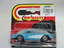 Majorette 1958 Chevrolet Corvette Baby Blue