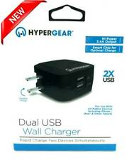 NEW Hypergear Universal 2x USB Wall Charger for all Mobile Devices & Tablets