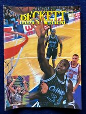April 1995 Beckett Basketball Monthly 'Da Best: Shaquille O'Neal'