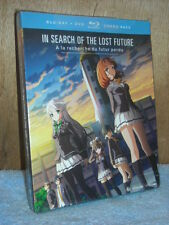 In Search of the Lost Future: The Complete Series (DVD, 2016) anime