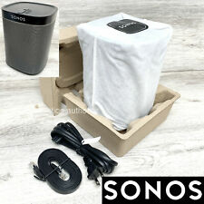 Brand New Sonos Play 1 Wireless WiFi Streaming Compact Speaker One Black