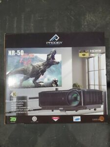 Prodigy Innovations NR-50 Home Theater Projector