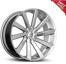 4rims 26 Koko Kuture Wheels Kapan Gloss Silver Hotdeal Fits Nissan Armada