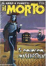 Fumetto Noir IL MORTO n.6