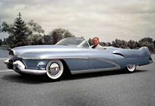 Buick Motorama Le Sabre Poster 24in x36in