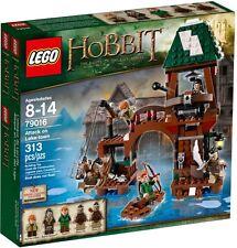 LEGO HOBBIT LOTR 79016 Attck on Lake Town - BRAND NEW SEALED - AU DEL