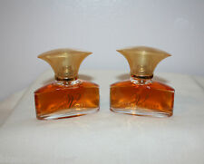 2 Bottle Lot  Dulce Vanilla Cologne  Coty   Spray  .5 oz