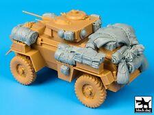 Black Dog 1/35 British Humber Mk.III Accessories Set (for Bronco kit) T35089