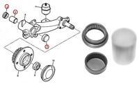 Rear Axle Arm Bush Bearing Repair Kit For Citroen Berlingo Peugeot 405 Partner