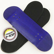 Peoples Republic - 30mm Wooden Fingerboard Deck - Purple