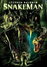 Snakeman (DVD, 2006) - Free Shipping
