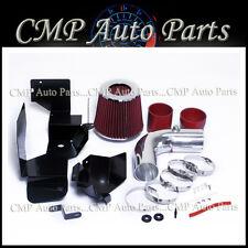 RED HEATSHIELD COLD AIR INTAKE KIT FIT 2007-2012 VW BEETLE EOS TIGUAN 2.0 2.0L