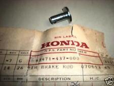 NOS Honda XL100 XR185 XR200 Brake Rod Joint Pin