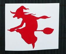 adesivo STREGA auto moto wall sticker decal vynil vinile streghe witch