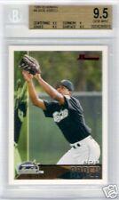 1995 Bowman #4 Bob Abreu RC BGS 9.5