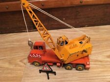 CAMION  GRUE  COLES -  DINKY TOYS  année 1950 - 60 MADE IN ENGLAND