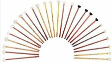 Pro hand made sticks, felt mallets, Timpani Mallets - low density german felt